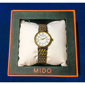 Reloj Mido Dama Colección Dorada ¡oferta!