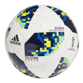 Bola adidas Glider Copa Do Mundo 18 Mata Mata Campo a5e6746b4b213