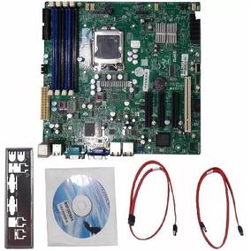Placa Mãe Servidor Server Super X8sil Rev. 1.02 Nova