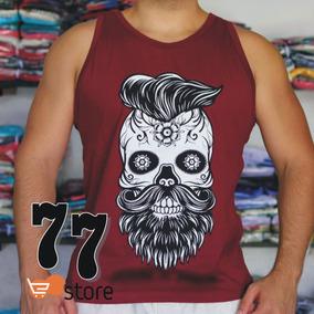 Kit Com 10 Camisetas Regata Pre Lavada Estonada Perfumada L1