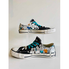 All Star Converse long Neck Graffiti 37