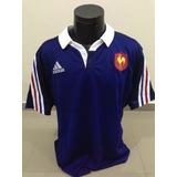 Camisa State Français Rugby França Adidas Importada - Esportes e ... 6db2deb320950