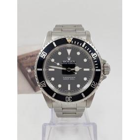 Reloj Rolex Submariner 14060 Gmt Master Sea Deweler Vrlp