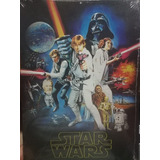 Poster Placa Decorativa Star Wars