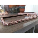 Capa Bumper Iphone 6/6s - Luxo Swarovski