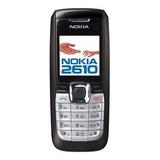 Nokia 2610 Desbloqueado Novo Celular Bom De Sinal Barato