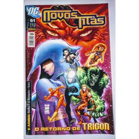 Hq - Os Novos Titãs Nº 61 - O Retorno De Trigon