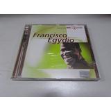 Cd - Francisco Egydio - Serie Bis Cantores Do Radio Duplo