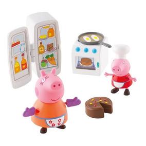 Peppa Pig Cozinha Acampamento Suzy Dtc