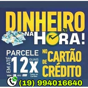 * Empréstimo No Cartão Para Todo Brasil *