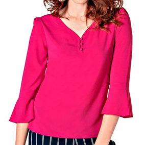 Blusa Mujer Casual Felker Pv19 / 80696 / Oferta !!!