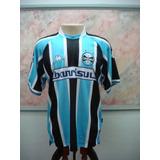 1c1a2dad51 Camisa Futebol Gremio Porto Alegre Kappa Banrisul Jogo 2248