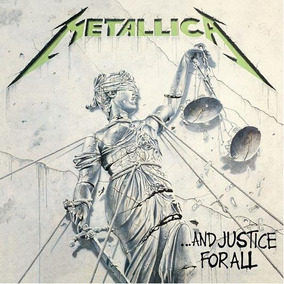 Cd Metallica And Justice For All Reedicion 3 Cd U-