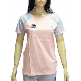 Camiseta Raglan Hurley - Camisetas e Blusas no Mercado Livre Brasil 02620618b3c