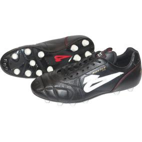 Zapato De Futbol Olmeca Master Piel Kanguro