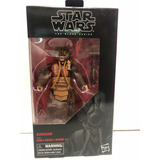 Figura De Star Wars Zuckuss The Black Series Es 100% Nuevo