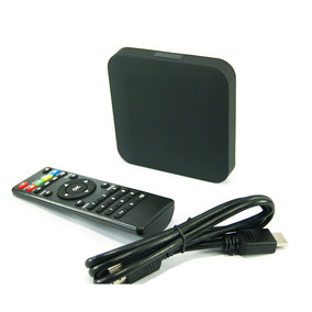 Smart Tv Box 4k Ultra Hd Quad Core Android 6.0 Wifi