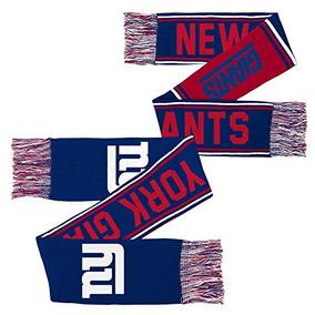 Bufanda New York Giants en Mercado Libre México 82e624a5222