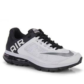 c6d40082fc9 Tênis Nike Air Max Excellerate 2 Original Branco Preto 43