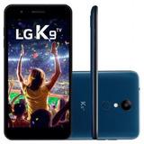 Celular Lg K9 Tv Digital Azul 16gb Tela 5 Dual Chip