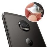 Pelicula Vidro Protetor Lente Camera Vidrinho Moto Z2 Play