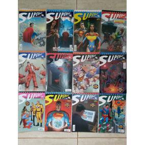 Superman - Grandes Astros 12 Ed - Panini !estado De Banca!