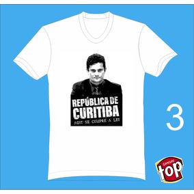 Camisas Juiz Sérgio Moro, Camisetas Sérgio Moro, Sérgio Moro