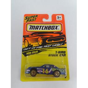Matchbox Autito T-bird Stock Car Escala 1:64 En Stock