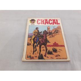Gibi Chacal Nº 03 - Editora Vecchi - Setembro 1980
