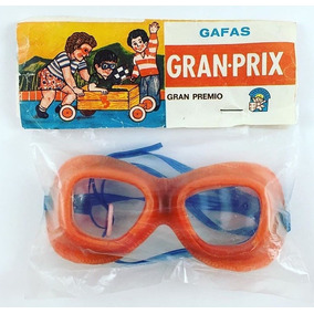 f8d8253935 Antiguo Juguete Variedades Kiko 80's Gafas Vintage Gran Prix
