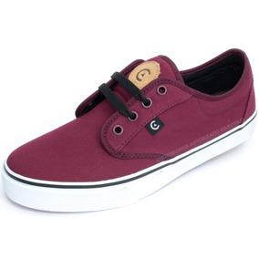 Tenis Skate Core Footwear Canvas Burgundy164365