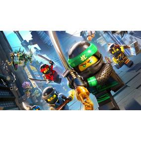 Lego Ninja Go O Filme Video Game Xbox One