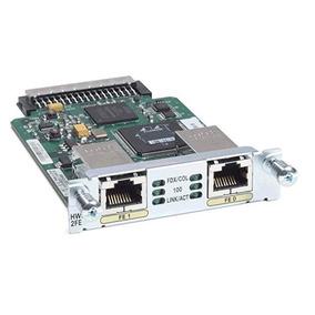Cisco Hwic-2fe 2 Port Fast Ethernet High Speed Wic Card