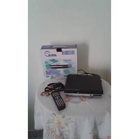 Dvd Player Karaoke Krk Modelo Krk-225
