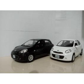 Nissan March 4 Portas 1/32 Rmz