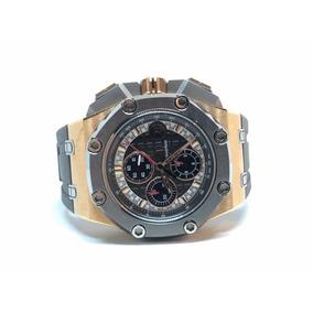 Reloj Audemars Piguet Michael Schumacher Rose Gold 44