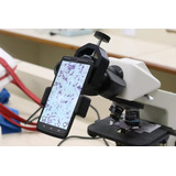 Suporte Celular Microscópio Em Alumínio Super Leve