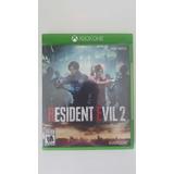 Resident Evil 2 Xbox One Remake
