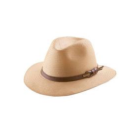 Chapeu Panama Marcatto Palha Shantung - Chapéus para Masculino no ... 6684a086d14
