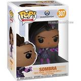 Funko Pop Overwatch Sombra 307 Original Pop! Scarlet Kids