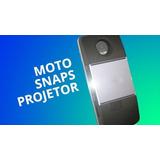 Motorola Snap Projetor Insta Share Para Toda Linha Moto Z