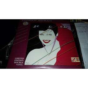 Duran Duran Rio Lp Vinilo Doble Remaster Limited 2014 Usa