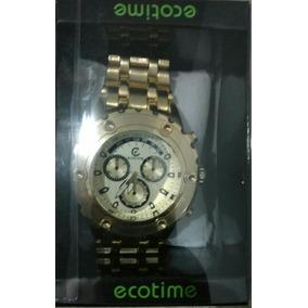 Relógio Ecotime