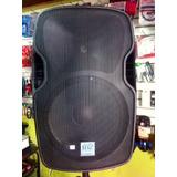 Parlante Amplificado 15 Bluetooth-usb-sd-aux-1/4 -xlr
