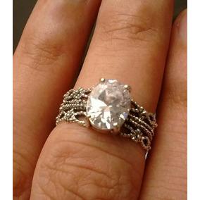 0d3fc7e5e5927 Anel De Cristal Transparente - Anéis com o melhor preço no Mercado ...