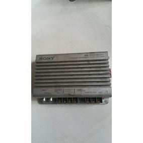 Sony Stereo Power Amplifier Model Xm-2025 2channel Bridgeab