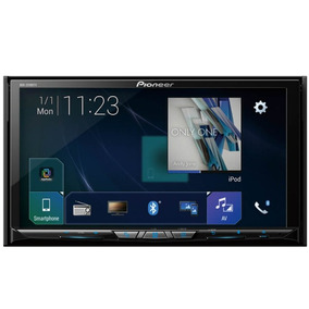 Dvd Player Automotivo Pioneer Avh-z9180tv Tela De 7 Hdmi W