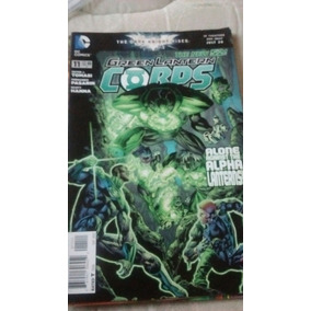 Green Lantern Corps N 11 The New 52! + Envio