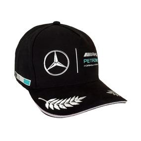 Boné Mercedes Petronas F1 Amg Formula 1 Hamilton Fita 67f0e99df46