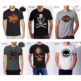0802dc9e87 Camiseta Harley Davidson - Camisetas Manga Curta Masculino no ...